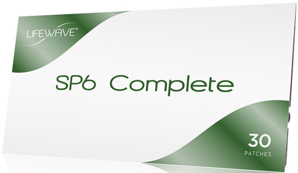 lifewave SP6 complete patch