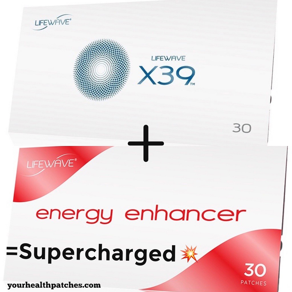 Lifewave Review – X39 & Energy Enhancer Patches Are a Powerful Combination.